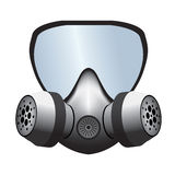 Gas Mask Royalty Free Stock Images
