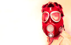 Gas-mask Royalty Free Stock Photography