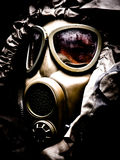 Gas Mask 3 Stock Images