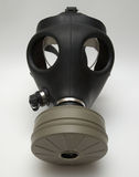 Gas mask. On white background - isolated Stock Image