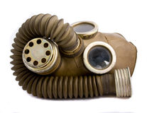 Gas-mask Royalty Free Stock Photo
