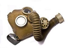 Gas-mask Royalty Free Stock Image