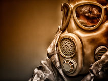 Gas Mask 8 Royalty Free Stock Photo