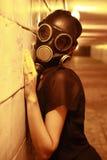Gas mask immagini stock libere da diritti