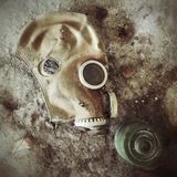 Gas mask royalty free stock image