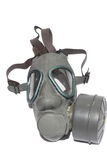 Gas mask A Royalty Free Stock Photo