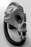 Gas mask. Second-hand gas mask from flea market Royalty Free Stock Photo