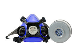 Gas mask. Royalty Free Stock Photography