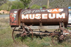 Gas Museum Stock Images