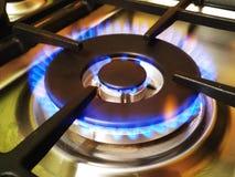 Gas natural Foto de archivo libre de regalías
