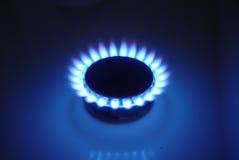 Gas naturale Fotografia Stock Libera da Diritti