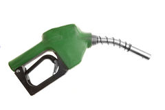 Gas Nozzle Royalty Free Stock Images