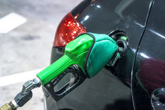 Gas nozzle Stock Images