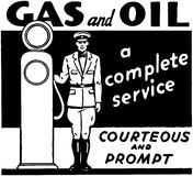 Gas And Oil 3 Stock Photos