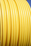 Gas Pipe. Roll of Natural Gas Pipe Stock Photo