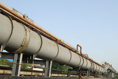Gas pipeline Stock Images