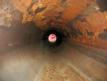 Gas pipeline Royalty Free Stock Photos