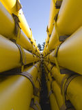 Gas_pipes-01 Royalty Free Stock Photos