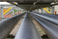 Gas Piping Stock Photos