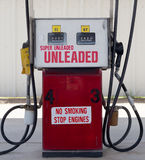 Gas pump Royalty Free Stock Images