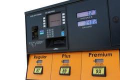 Gas Pump. Detail Stock Photos