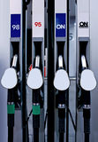 Gas pump Stock Image