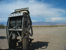 Free Gas Pump Dried Up Stock Photos - 266143