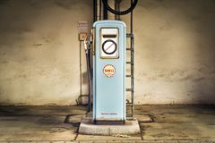 Gas Pump, Petrol Stations, Petrol Stock Photo