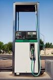 Gas pumpar Arkivfoton