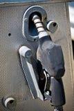 Gas-Pumpe stockfoto