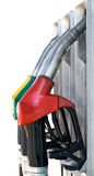 Gas pumps Stock Images