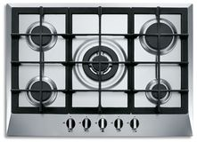 Gas range Royalty Free Stock Photography