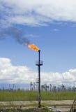 Gas refinery plant Stock Photo