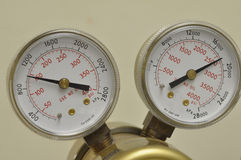 Gas regulator Stock Photos