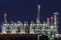 Gas separation plant Stock Image