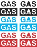 Gas Stock Photography