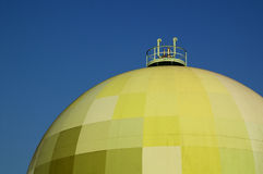 Gas Sphere Stock Images