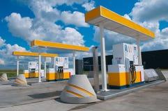 Free Gas Station Stock Photo - 19693220