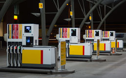 Free Gas Station Stock Images - 47874654