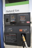 Gas Station Fuel Pump Stock Images