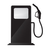 Gas station icon Royalty Free Stock Photo