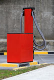 Gas station vacuum box Royalty Free Stock Photography