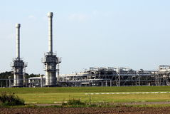 Gas storage Royalty Free Stock Photography