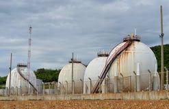 Gas storage Stock Photography