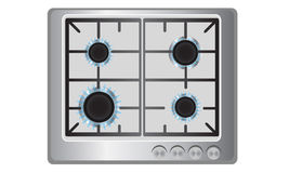 gas-stove Royalty Free Stock Image