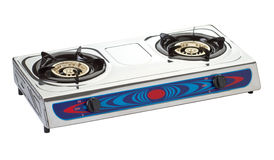 Gas stove Royalty Free Stock Photography