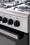 Gas stove Stock Photography