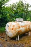 Gas tank Stock Photography