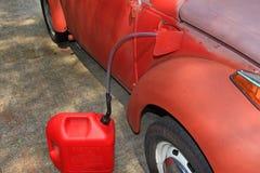 Gas Theft royalty free stock photos