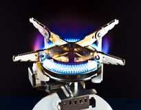 Gas torch Royalty Free Stock Image